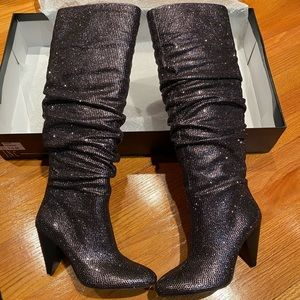 🚨Brand New New INC sparkly boots!🚨